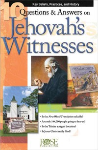 10 Questions & Answers on Jehovah's Witness Pamphlet
