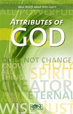 Attributes of God Pamphlet