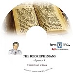 THE BOOK OF EPHESIANS by Jacques Isaac Gabizon