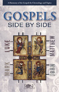 The Gospels Side By Side Pamphlet