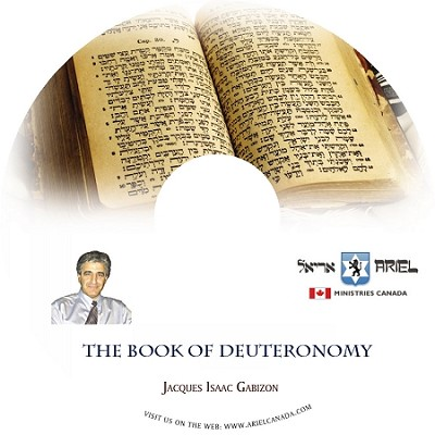 The Book of Deuteronomy by Jacques Isaac Gabizon