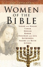 Women of the Bible Old Testament Pamphlet