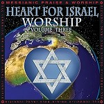 Heart for Israel Worship vol. 3